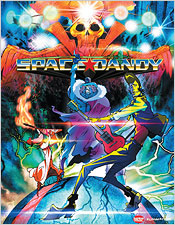 Space Dandy (Blu-ray Disc)