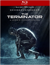 The Terminator (2015 reissue Blu-ray Disc)
