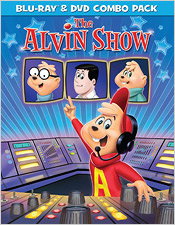 The Alvin Show (Blu-ray Disc)
