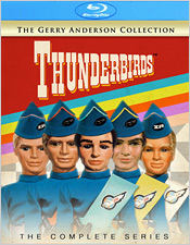 Thunderbirds: The Complete Series (Blu-ray Disc)