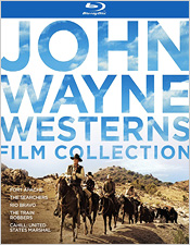 The John Wayne Westerns Collection (Blu-ray Disc)