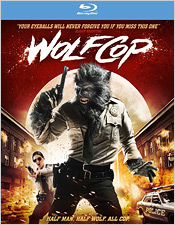 Wolfcop (Blu-ray Disc)