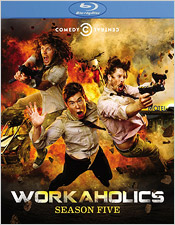 Workaholics: Season Five (Blu-ray Disc)