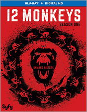 12 Monkeys: Season One (Blu-ray Disc)