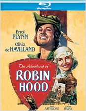 The Adventures of Robin Hood (Blu-ray Disc)