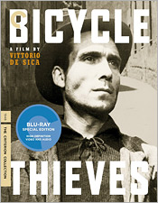 Bicycle Thieves (Criterion Blu-ray Disc)