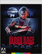 Blood Rage (Blu-ray Disc)