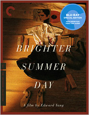 A Brighter Summer Day (Criterion Blu-ray Disc)