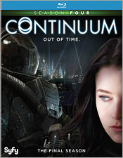 Continuum: Season Four (Blu-ray Disc)
