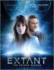 Extant: The Second Season (Blu-ray Disc)
