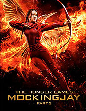 The Hunger Games: Mockingjay - Part 2 (Blu-ray Disc)