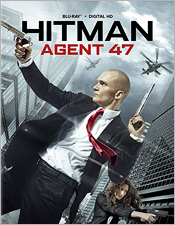 Hitman: Agent 47 (Blu-ray Disc)