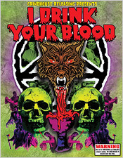 I Drink Your Blood: Deluxe Edition (Blu-ray Disc)