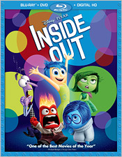 Inside Out (Blu-ray Combo)
