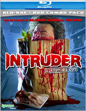 Intruder: Director's Cut (Blu-ray Disc)