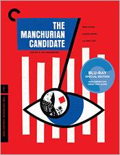 The Manchurian Candidate (Criterion Blu-ray Disc)