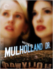 Mulholland Dr (Criterion Blu-ray Disc)