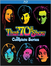 That 70s Show: The Complete Series (Blu-ray Disc)