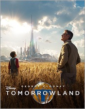 Tomorrowland (Blu-ray Disc)