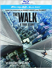 The Walk (Blu-ray 3D)
