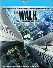 The Walk (Blu-ray Disc)