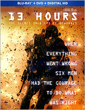 13 Hours (Blu-ray Disc)