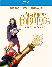 Absolutely Fabulous: The Movie (Blu-ray Disc)