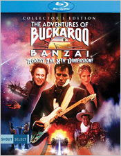 The Adventures of Buckaroo Banzai (Blu-ray Disc)