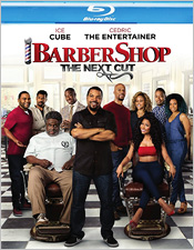 Barbershop: The Next Cut (Blu-ray Combo)