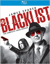 The Blacklist: The Complete Third Season (Blu-ray Disc)