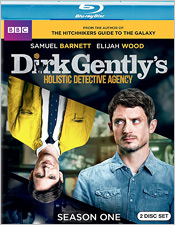 Dirk Gently's Holistic Detective Agency: Season One (Blu-ray Disc)