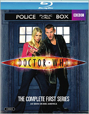 Doctor Who: Season One (Blu-ray Disc)