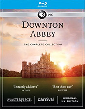 Downton Abbey: The Complete Series (Blu-ray Disc)