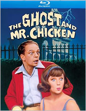 The Ghost and Mr. Chicken (Blu-ray Disc)