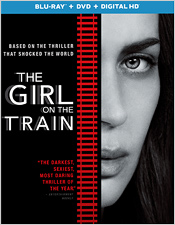 The Girl on the Train (Blu-ray Disc)