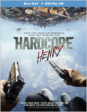 Hardcore Henry (Blu-ray Disc)