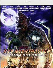 Ray Harryhausen: Special Effects Titan (Blu-ray Disc)
