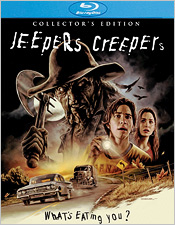 Jeepers Creepers: Collector's Edition (Blu-ray Disc)