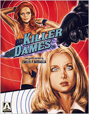 Killer Dames (Blu-ray Box Set)