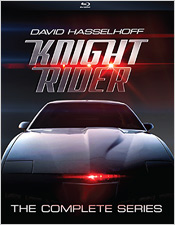 Knight Rider: The Complete Series (Blu-ray Disc)