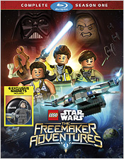 LEGO Star Wars: The Freemaker Adventures - Season One (Blu-ray Disc)
