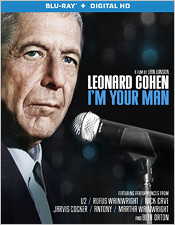 Leonard Cohen: I'm Your Man (Blu-ray Disc)