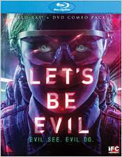 Let's Be Evil (Blu-ray Disc)