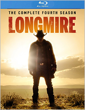 Longmire: Season Four (Blu-ray Disc)