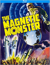The Magnetic Monster (Blu-ray Disc)