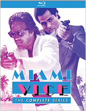 Miami Vice: The Complete Series (Blu-ray Disc)