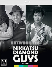 Nikkatsu Diamond Guys: Volume 2 (Blu-ray Disc)