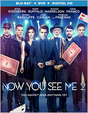 Now You See Me 2 (Blu-ray Disc)
