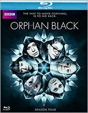 Orphan Black: Season Four (Blu-ray Disc)