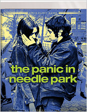The Panic in Needle Park (Blu-ray Disc)